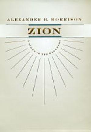 West Walworth: Zion United Methodist Church