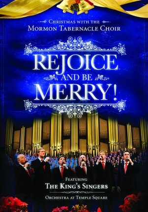 Rejoice and be merry dvd