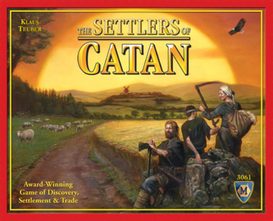 The Settlers of Catan: 5th Edition