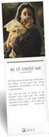 Be It Unto Me Bookmark