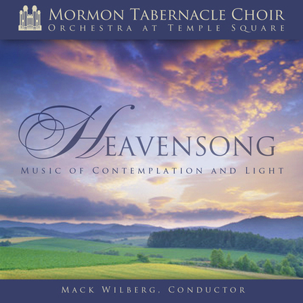 Heavensong cd cover