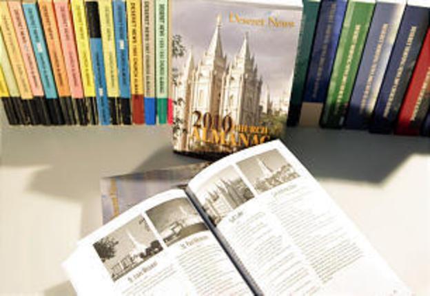 Church almanac 2010