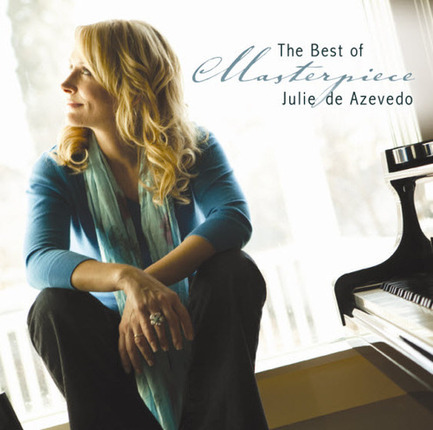 Cd best of julie de azevedo