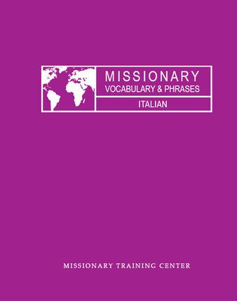 Missionary italian