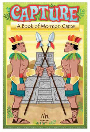 Capture: A Book of Mormon Card Game