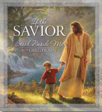 5053585 if the savior stood beside me