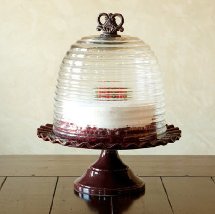 Beehive Cake Pedestal