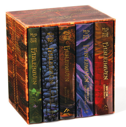 Fablehaven: The Complete Series, Vol. 1-5
