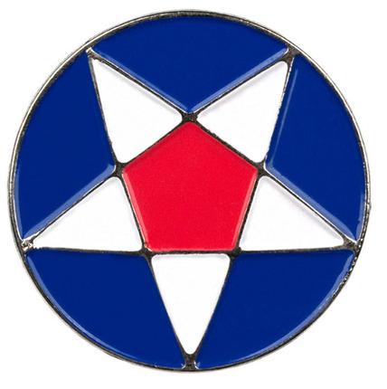 Nauvoo Star Magnet