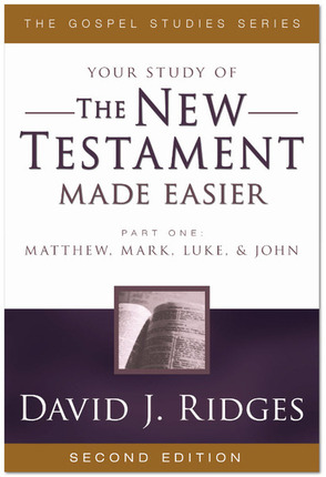 The New Testament Made Easier, Part 1: Matthew, Mark, Luke, and John