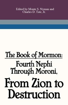 Original fourth nephi to moroni