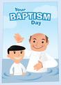 Boybaptismcartoon