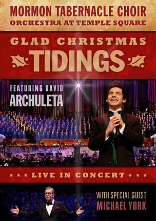 5060815 glad christmas tidings dvd