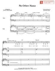 His Hands (Sheet Music Download) - Deseret Book