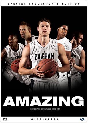 Amazing: The Offical 2010-11 BYU Basketball Documentary