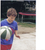 Jimmer practicing at 5 years old