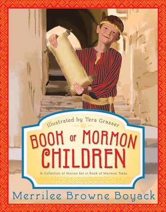 Book of Mormon Children