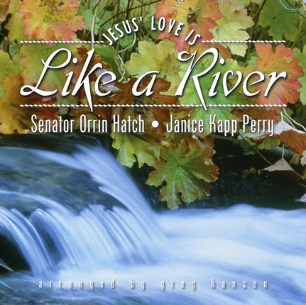 Jesus' Love is Like a River