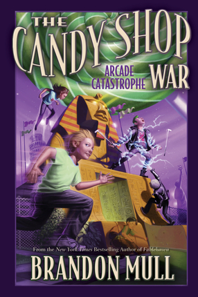 The Candy Shop War Vol 2 Arcade Catastrophe Deseret Book