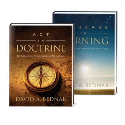 Elder David A. Bednar Bundle