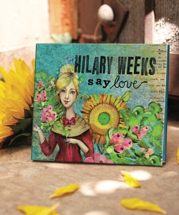 Saylovehilaryweeks