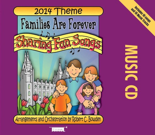 Sharing Fun Songs: Families Are Forever