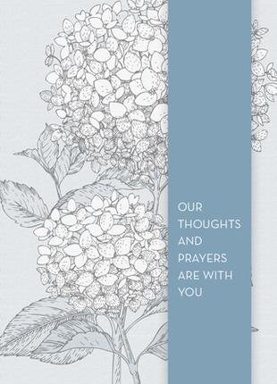 Gardenia sympathy greeting card deseret book gardenia sympathy greeting card m4hsunfo