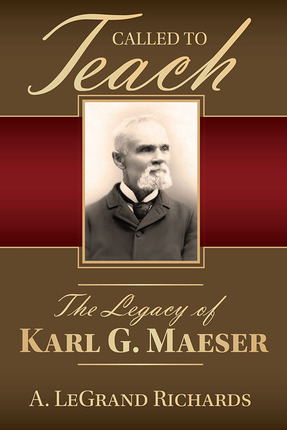 Maeser front cover