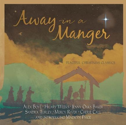 Away in a manger cd