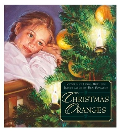 christmas oranges - Christmas Oranges