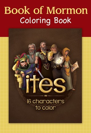Ites coloring book