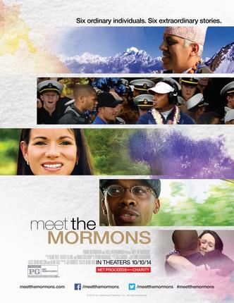 Meet the mormons poster