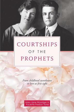 Courtships of the prophets cover
