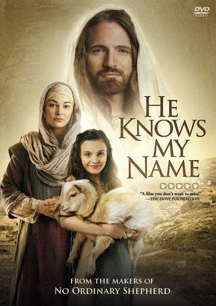 He knows my name front cover
