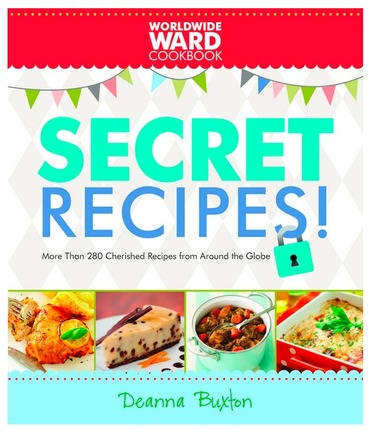 Worldwide ward cookbook secret recipes