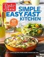 Taste of Home Simple, Easy, Fast Kitchen Cookbook