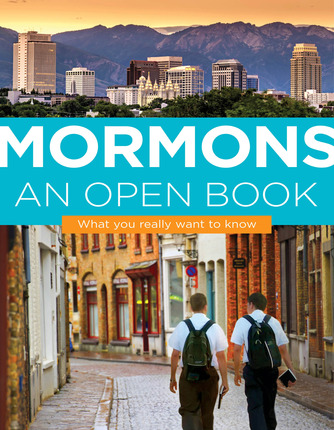 Mormons: An Open Book