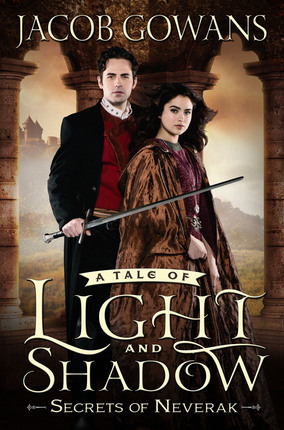 Tale of light shadow bk 2 cover