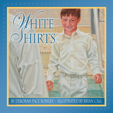 LDS books to help children prepare for baptism