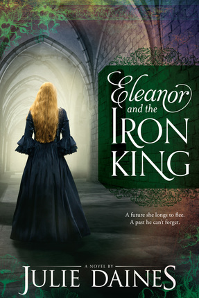 Eleanor and the iron king cover