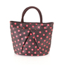 Brown/Coral Standard Scripture Tote