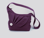 Purple lucy missionary bag