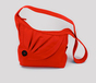 Red lucy missionary bag