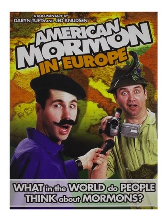 American mormon in europe dvd