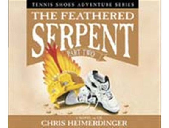 Tennis Shoes Adventure Series Vol 4 The Feathered Serpent Part 2 Deseret Book
