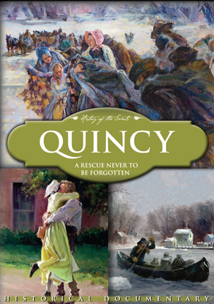 Quincy: A Rescue Never to Be Forgotten