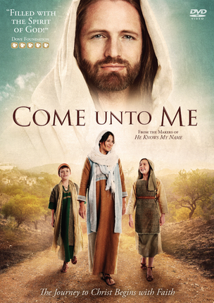 Come unto me cover 2
