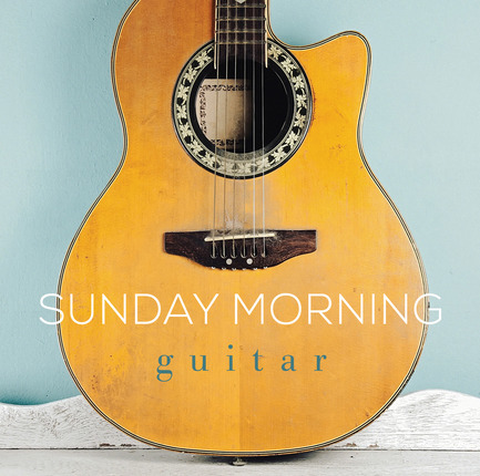 Sunday morning guitar