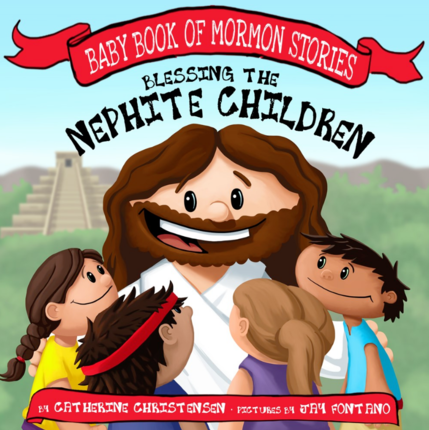 Blessing Nephite Children