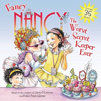Fancy Nancy The Worst Secret Keeper Ever Deseret Book